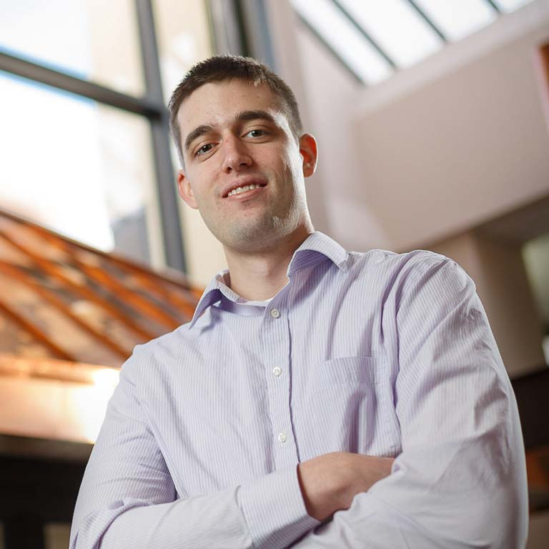 Will Schenkel Student Profiles Judd Leighton School Of Business